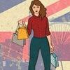 Покупки в Европе посредник в Англии SHOPOGOLIC