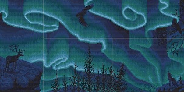 "схему из серии ""Дух леса""."