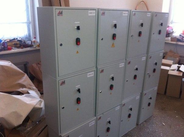 Шкафы управления РУСМ5111