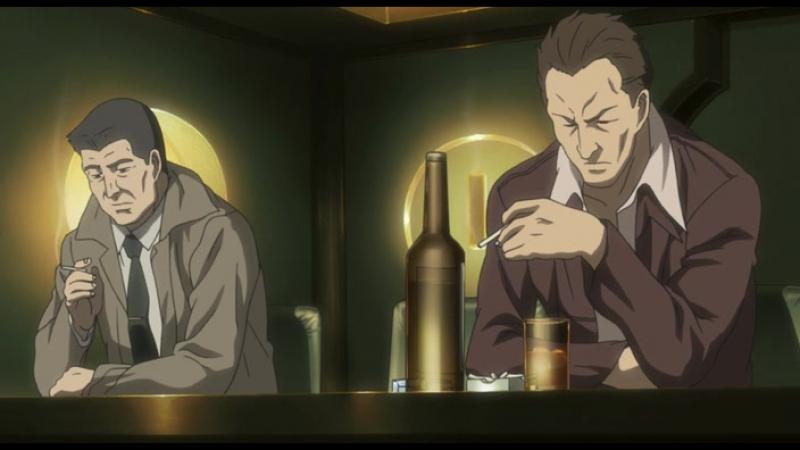[ТВ-2]Ghost in the Shell: Stand Alone Complex / Призрак в доспехах: Синдром одиночки 13 серия
