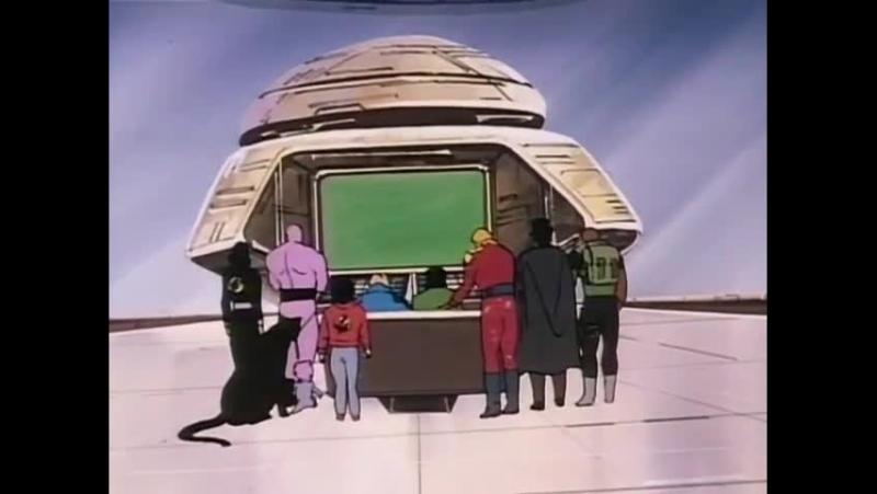 Защитники Земли Defenders of the Earth[1986][60 из 65][ENG]