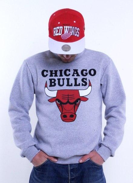 Кофта Чикаго Булс
