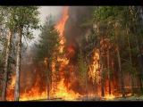 Срочно! Страшные пожары в Хакасии, МЧС в полной готовности. Новости России Сегодня 12 04 2015