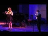 Trevor Live 2014 - Darren Criss & Mia Pfirrman perform