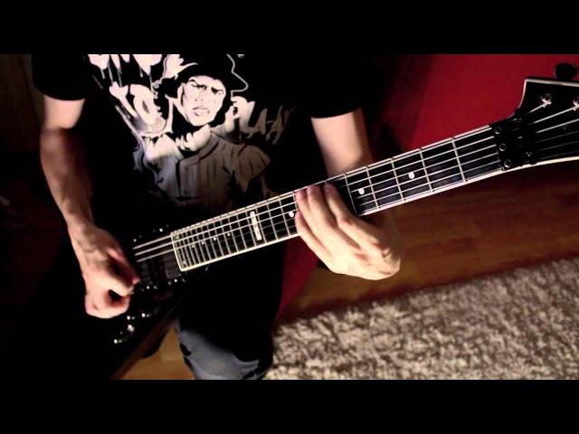 Guitar Cover: Dark Funeral - My Funeral w/ TABS!