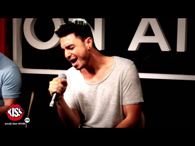 Faydee Lullaby Live @ KissFM
