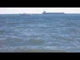 Шторм в Алуште (Крым) 8 октября 2015 - 3