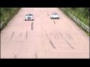 Moscow Unlim 500 Subaru Spec C vs Porsche 911