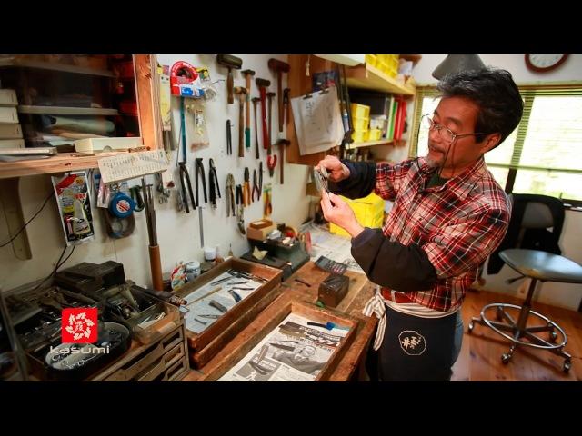Кодзи Хара — с автором ножей за работой (Часть 2)