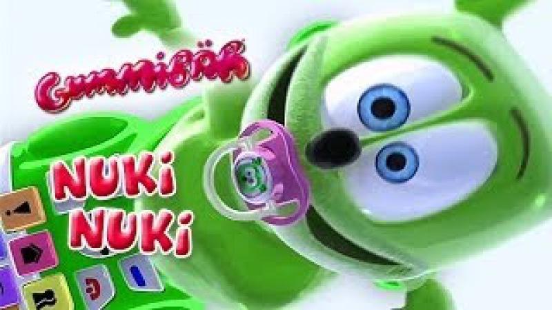 Nuki Nuki The Nuki Song Full Version Gummy Bear