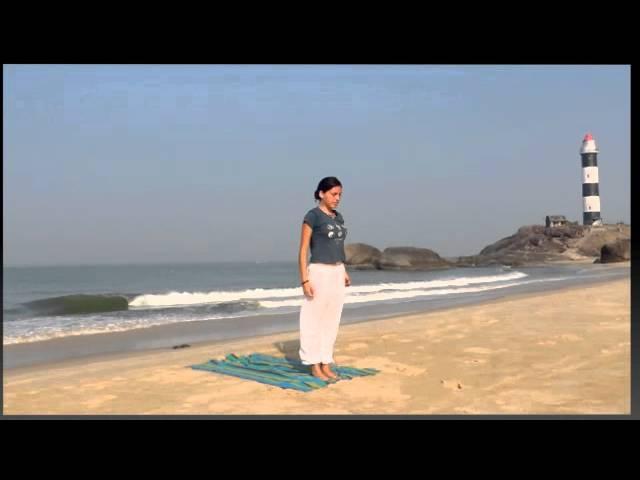 Хатха йога Утренний комплекс