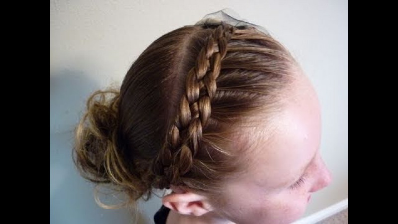 4-Strand French Braid