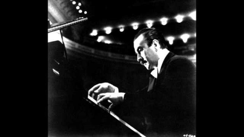 Claudio Arrau plays Liszt Liebestraum No.3 in A flat