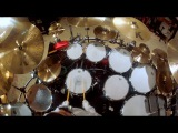 GoPro Music Dave Matthews Band's Carter Beauford Drum Solo