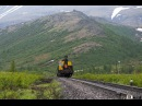 Линия Чум - Лабытнанги / Chum - Labytnangi line RZD