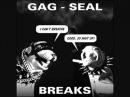 DJ Q-Bert - Gag Seal Breaks (Side A)