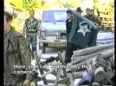 General Ratko Mladic in Srebrenica, july 1995.