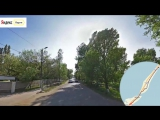 Яндекс.Карти- крізь Затоку на швидкості 860 км-год