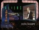 """1987 - """"Aliens"""" winning the Oscar® for Sound Effects Editing"""