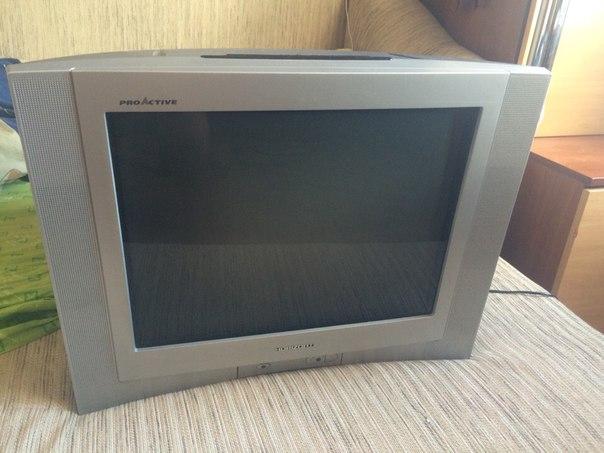 продам телевизор Horizont в