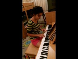 Великая пианистка современности!..