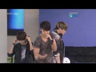 Super junior - bonamana, 3d broadcast celebration concert 19.05.2010