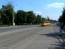 RVZ 6 tramcars in Minsk