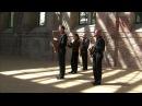 J.S. Bach I Kunst der Fuge (Art of Fugue) BWV 1080 Contrapunctus I with Choreography