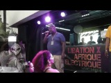 Kenny Bobien live @WMC 2015 Libation x Afrique Electrique Party Ocean's Ten Hotel Ghostcam7