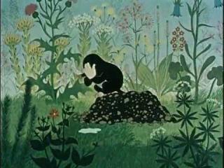 мультфильм про крота - как крот раздабыл себе штанишки