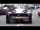 London Supercar Invasion - LaFerrari X2, Enzo, 599 GTO, RS6 Ride, Huracans and more!