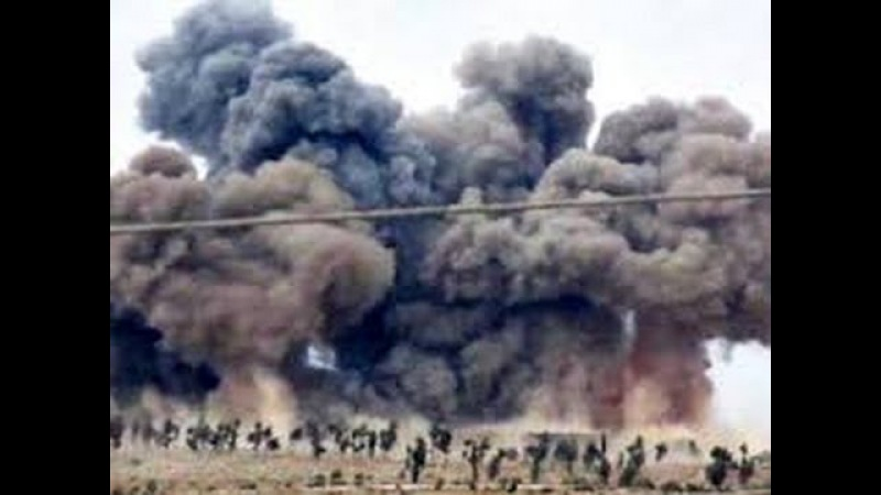 Russland bombardiert weiter IS und al-Quaida in Syrien 08 10 2015