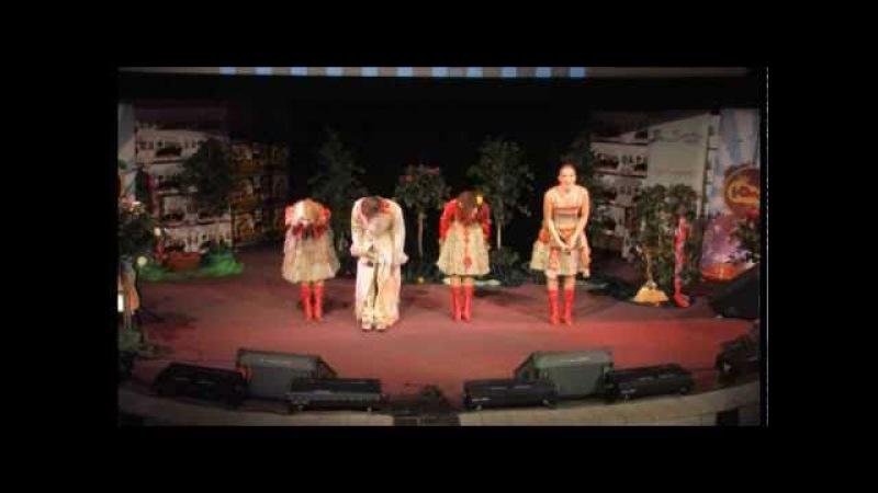 ✌🇷🇺😄 Сольный концерт Балаган Лимитед, Москва 28.10.2010
