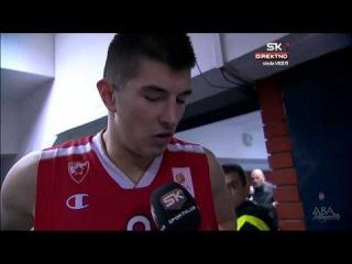 Dusko Vujosevic, sukob sa navijacem Zvezde - tuca u tunelu