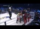 Бой Кличко-Солис. Нокаут в 1-м раунде