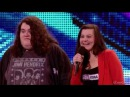 Jonathan and Charlotte Opera Duo @ Britain's Got Talent 2012 Auditions
