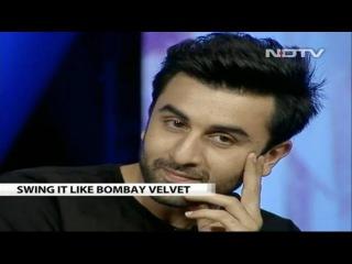 Ranbir Kapoor talks about Deepika during Bombay Velvet Interview