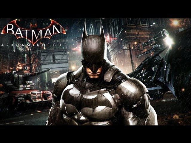 6-ти кадровый - Batman: Arkham Knight (Первый Взгляд)