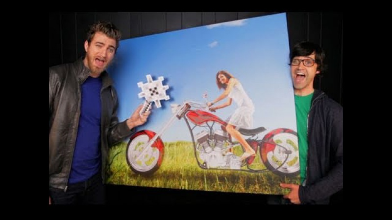 PHOTOSHOP Song - Rhett Link