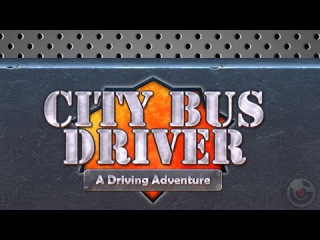 City Bus Driver - iPhone/iPod Touch/iPad Gameplay