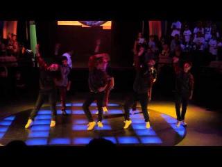 Групповое выступление, Хип хоп  Любители, VISIONS SONS, Dance Star Festival 27 апреля 2013