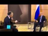 Путин 2015 сказал! Я не собираюсь ни кого боятся! МЕНЯ ПУСКАЙ БОЯТСЯ! и ТРЯСУТСЯ