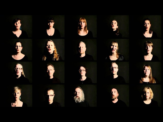 Local Vocal - 90's Dance acapella medley mix