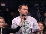 СМОТРЕТЬ ВСЕМ! Вопрос от Украинского журналиста Путину на пресс конференции 18.12.14