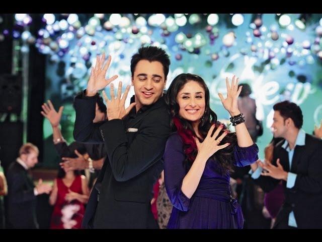 Aunty Ji Ek Main Aur Ekk Tu Full Video Song   Imran Khan, Kareena Kapoor