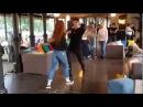 ცეკვა ლეზგინკა რესტორანში ( ქართველები ცე&#43