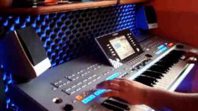 Modern Talking mix Yamaha tyros 4