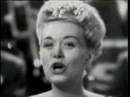 ADORABLE June Christy sings Its Been A Long Time big band