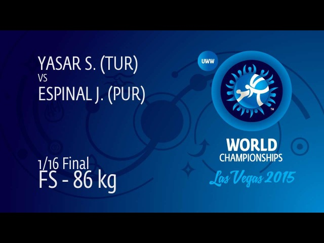 1 16 FS 86 kg S YASAR TUR df J ESPINAL PUR by TF 11 0