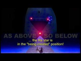 Ra UFO LANDS ON SPHINX Pt 2 - Hidden Records of alien star maps and human origins